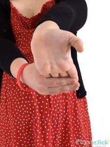 מתיחת כף יד