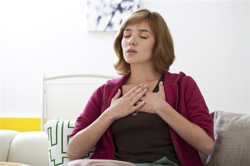 קוצר נשימה פיזיותרפיה