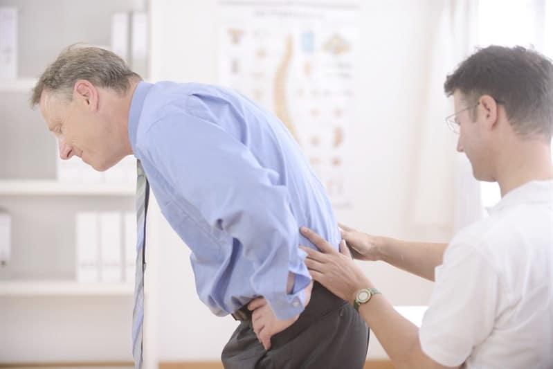 כאבים בגב טיפול